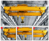 Widely Used Qd Double Girder Hanger Bridge Crane 125/32 Ton