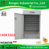 (1408 Eggs) CE Certified Farm Use Fully Automatic Chicken Incubator for Sale (KP-13)