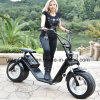 2018 Hot Sale Harley Electric Scooter with Removable Battery