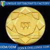 3D Customized Challenge Souvenir Metal Coin