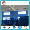 5.5mm 6mm Dark Blue Building Facade Glass/ Reflective Glass