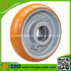 Mingze Korea Type Cast Iron PU Wheel