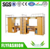 Popular Used University Student Dormitory Bunk Bed (BD-14)