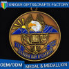 3D Custom Metal Marathon Medallion Engaving for Athletics