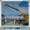 Hydraulic Deck Telescopic Boom Marine Crane