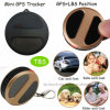 Hot Selling Mini Size Round Shape GPS Tracker (T8S)