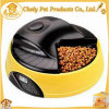 6 Meal Smart Personalized Plastic Electronic Automatic Pet Feeder and Bowl
