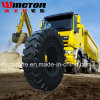 Good Self-Cleaning 10-16.5 12-16.5 Solid Skid Steer Tyre
