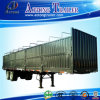3 Axles Van Type Wagon Truck Trailer for Sale