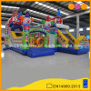 Jumping Castle Inflatable Circus Clown Fun City for Sale (AQ01719)