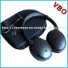High End Wired Noise Cancelling Headphone with Hard Black Case