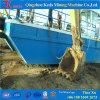 Diesel Motor Sand Dredging Cutter Suction Dredger