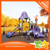 Mini Outdoor Playground Equipment Amusement Park Plastic Slide for Sale