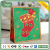 Pper Bag, Christmas Sock Paper Bag, Gift Paper Bag