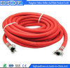 Red High Temperature Steam Hose Assembly