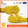 Ddsafety 2017 Golden Chore Fleece Lined Warm Work Gloves