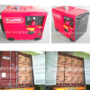 Standby 5kVA 4kw Silent Desiel Engine Generator for Home Use