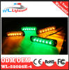 Auto Front Grille Flashing Warning Lightbar 24LED
