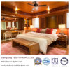 Modern Hotel Furniture Set with Teak Bedroom for Villa (YB-S811-1)