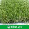 Concrete Garden Grass and Artificial Turf with High Quality