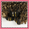 Hot Selling Brazilian Curly Human Hair Weaving 14inches