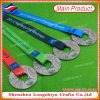 2014 3D Promotion Gift Medal with Ribbon Zinc Antique Cooper Medal and Medallion (LZY00030130035)