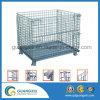 Truck Transportation Wire Mesh Container Pallet Cage