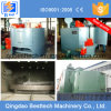 Made in Besttech Company Durable Rotary Table Shot Blasting Machine