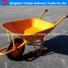Prestar Brand Building Wheelbarrow Wb6502 for Nigeria Market