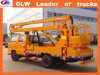 Dongfeng 4*2 High Rise Work Platform Truck 4*2 Cherry Picker