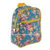 Fashion Canvas Backpack Strip Bag--Pd-14qj05