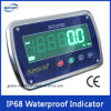Electronic Stainless Steel Waterproof Weighing Indicator Platform Scale Indicator