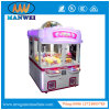 Supplier Selling Mini Key Master Arcade Toy Claw Crane Prize Game Machine for Sale