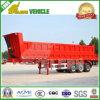 3 Axle Dump Trailer U Shape Dumper Semi Trailer