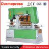 Q35y Hydraulic Ironworker Steel Hole Punching Machine