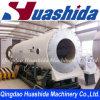 Plastic Pipe Extruder PE/PP/HDPE Vacuum Calibration Pipe Extrusion Line