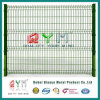PVC Coated Galvanized 3D Steel Welded Wire Mesh Fence