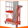 10m Aluminum Alloy Single Mast Personal Lift for Building Maintenance (SJL-10)
