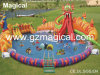Customized Inflatable Water Games Inflatable Water Park Games (MIC-330)
