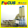 75m3/H Concrete Mixing Plant with Lift Hopper