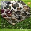 304 High Quality 8k Mirror and Etched Stainless Steel Sheet for Decorative Wall Paneling