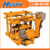 Qt40-3A Small Egg Layer Mobile Concrete Block Making Machine