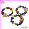 Wooden Baby Beads Bracelet Toy for 6-36 Months (W08K010)