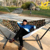 Advanced Thickening Military Camouflage Canvas Outdoor Hammock