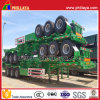 40ton-60ton 3 Axle 40FT Chassis Container Flatbed Truck Semi Trailer