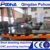 Platform Mesh Screen Hole CNC Punching Machine