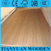 1220*2440mm AA Grade Straight Line Teak Plywood for Furniture
