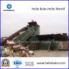 8t/H Horizontal Paper Baling Machine with Conveyor Belt Hfa6-8