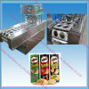 Automatic Potato Chips Paper Cup Sealing Machine