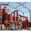 Low Investment Pyrolysis Oil Refining Equipment 10 Tpd